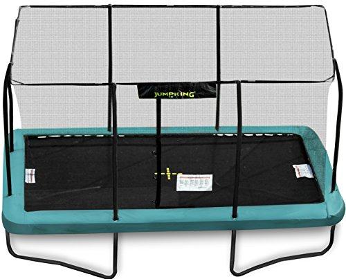 JumpKing 8x12' Rectangular Trampoline