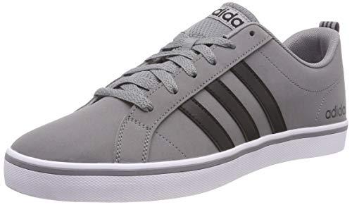 adidas Men's Vs Pace Gymnastics Shoes,Grey (Grey/Core Black/Footwear White 0),11.5 UK (46 2/3 EU)