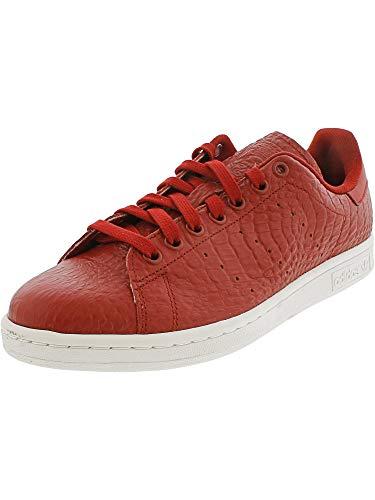 adidas Mens Originals Stan Smith Sneaker (US, Reptile Red))