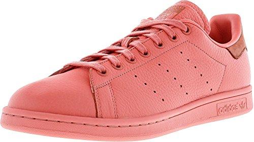 adidas Originals Men's Stan Smith Trainers, Tactile Rose Rose Raw Pink, 7 UK