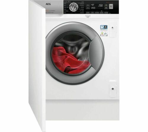 AEG L7FC8432BI 8kg Fully Integrated Steam Washing Machine