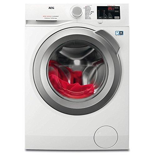 AEG ProSense L6FBI842N 8 kg 1400 Spin Washing Machine