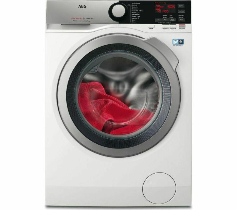 AEG ProSteam L7FEE965R Washing Machine