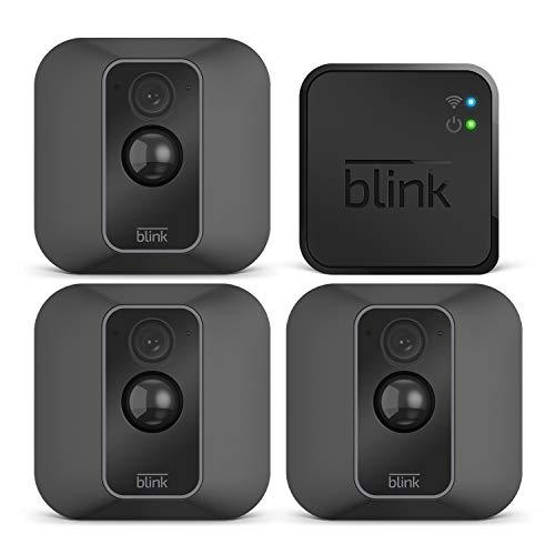 Blink XT2 Smart Security 3-Camera System