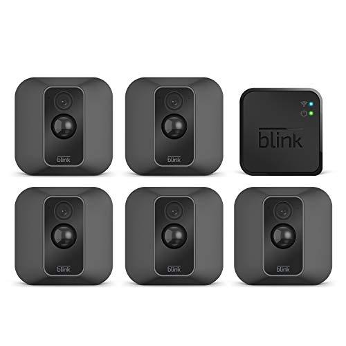Blink XT2 Smart Security 5-Camera System