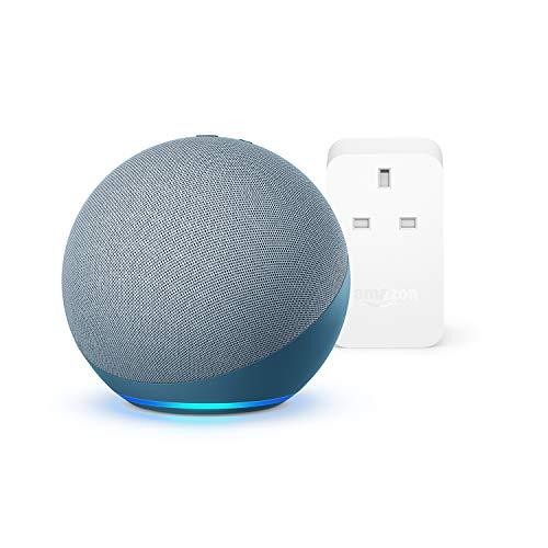 All-new Echo (4th generation) (Twilight Blue)