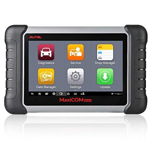 Autel Maxicom Mk808 Automotive OBD2 Scanner