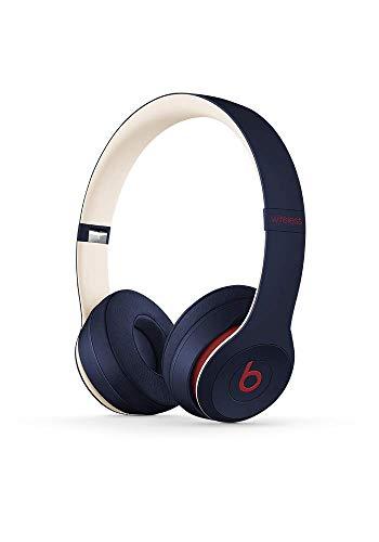 Beats Solo3 Wireless Headphones - Beats Club Collection - Club Navy