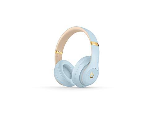 Beats Studio3 Wireless Headphones - The Beats Skyline Collection - Crystal Blue