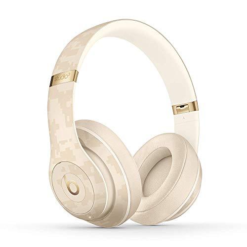 Beats Studio3 Wireless Noise Cancelling Headphones - Beats Camo Collection - Sand Dune