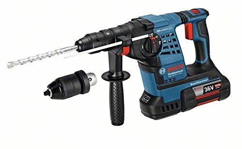 Bosch GBH 36 VF-LI Plus Professional SDS-Plus Hammer Drill Kit