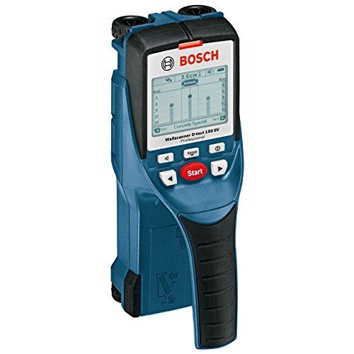 Bosch Professional 0601010008 D-tect 150 SV Professional Detector