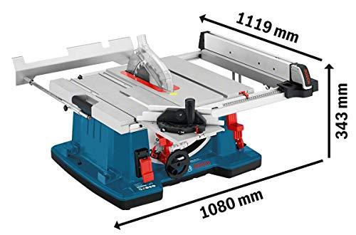 Bosch GTS 10 XC Professional Table Saw 0601B30400