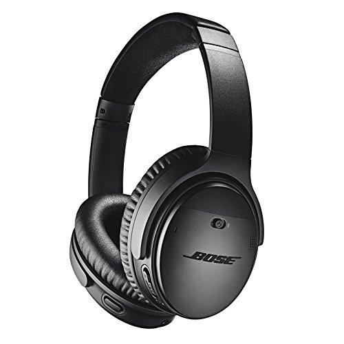 Bose QuietComfort 35 Series II Noise Cancelling Wireless Headphones (Black)