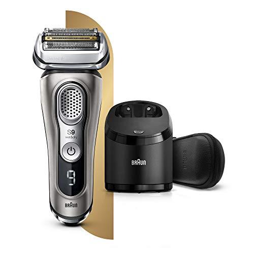Braun 9385cc Series 9 Graphite Electric Shaver