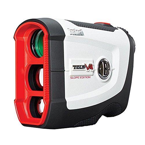 Bushnell Unisex's Tour V4 Shift Golf Laser Rangefinder,White,Regular