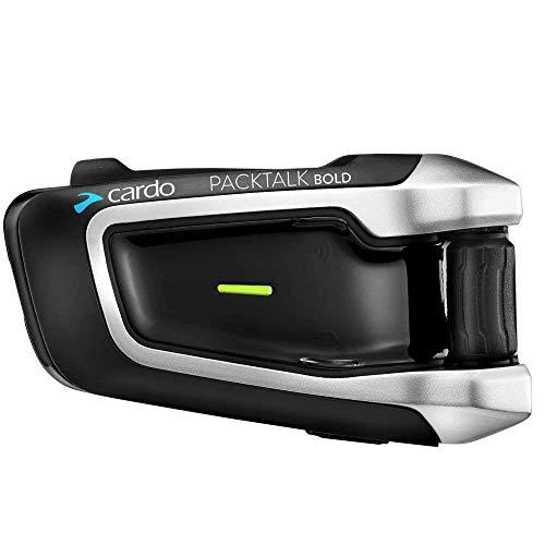 Cardo Scala Rider PackTalk Bold Solo Motorcycle  Headset
