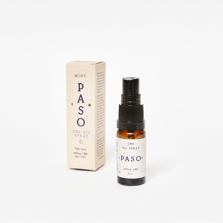 CBD Oral Oil Spray