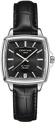 Certina DS Prime C028.310.16.056.00 Wristwatch for women with genuine diamonds