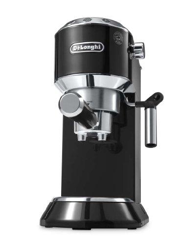 De'Longhi EC680.BK Dedica Coffee Machine with 15 Bar Espresso Pump - Black