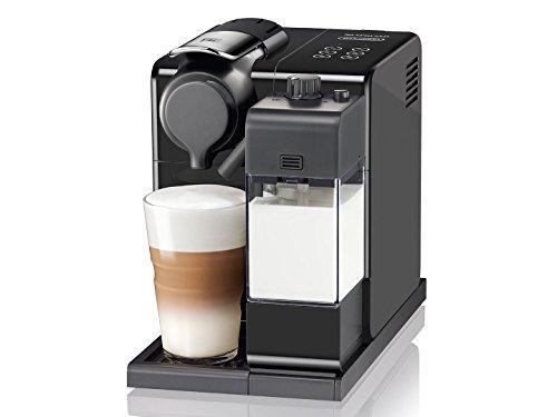 De'Longhi Lattissima Touch EN560.B Nespresso Coffee Machine, Plastic,1400 W, Black