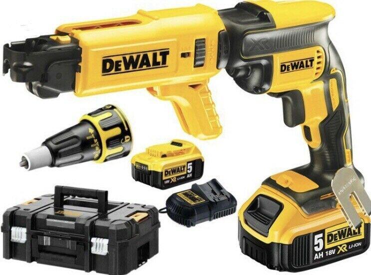 DeWalt DCF620P2K-QW Drywall Screwdriver