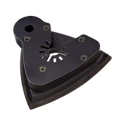 Dewalt DT20700-QZ Sanding Platen Multi-Tool Blade, 93mm x 93mm, Black
