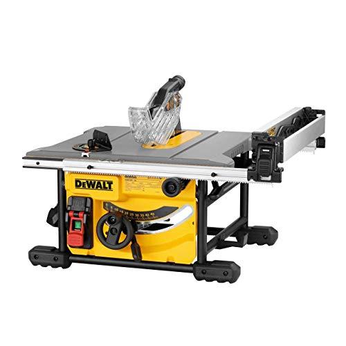 Dewalt DWE7485 Compact Table Saw 250mm 110v