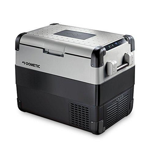 Dometic CFX-65 60 L Portable Compressor Fridge Freezer, 12/24 V - Grey/black