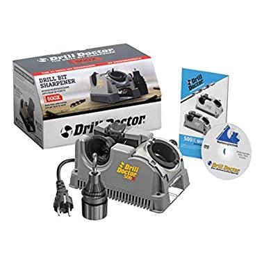Drill Doctor DD500X Drill Bit Sharpener, 24 V