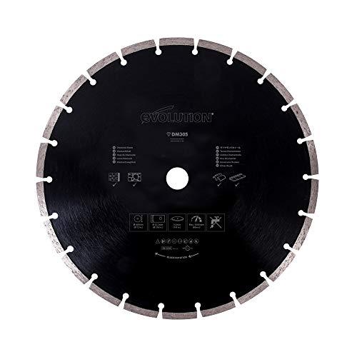 Evolution Power Tools Diamond Blade, 305 mm
