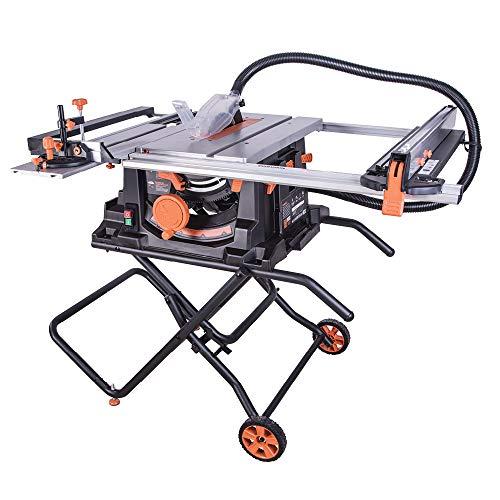 Evolution Power Tools Rage 5-S Multi-Purpose Table Saw, 255 mm (230 V)