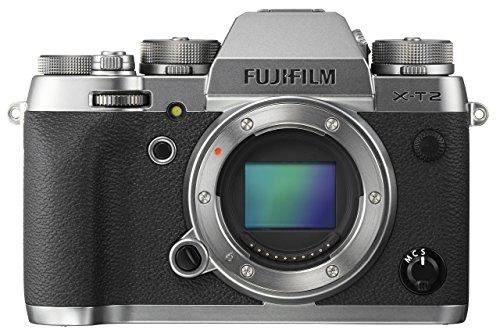 Fujifilm X-T2 Graphite Silver (Body Only)