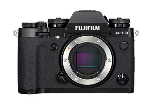 Fujifilm X-T3 Mirrorless Digital Camera, Black