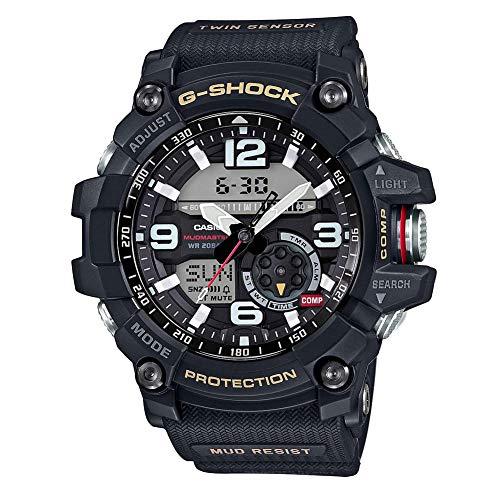 G-Shock Men's MudMaster Of G GG1000-1A Watch Black