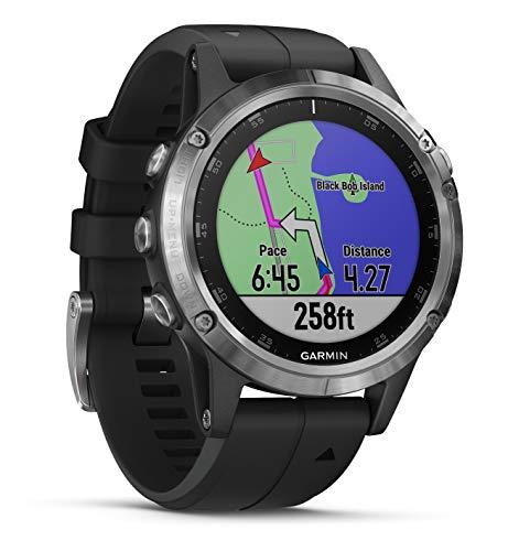 Garmin Fenix 5 Plus Multisport Watch
