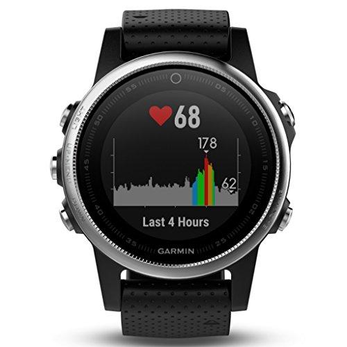 Garmin Fenix 5S Multisport GPS Watch | Black