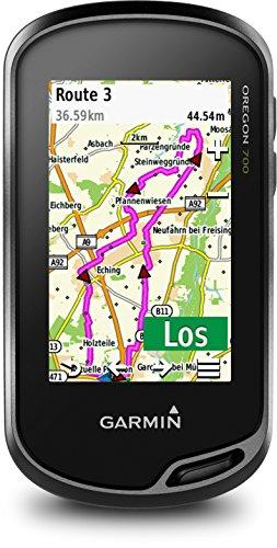 Garmin Oregon 700 Handheld GPS Navigation System