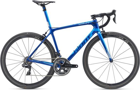 Giant TCR Advanced SL 0 2019 Road Bike (Electric Blue)