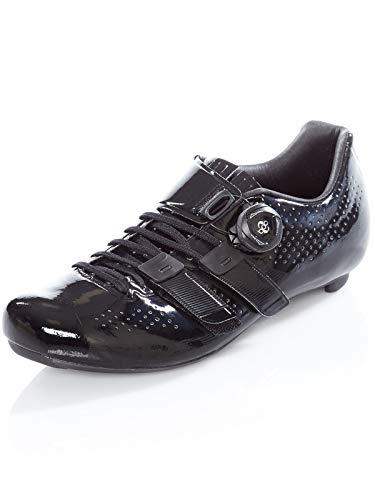 Giro Factor Techlace Road Shoes (Black, 45)