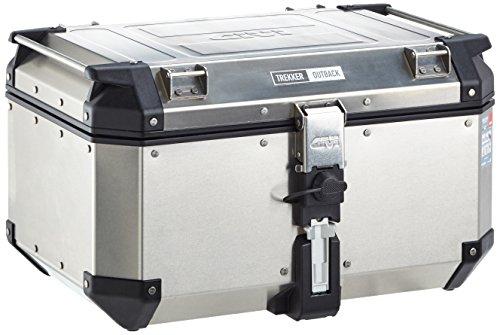 GIVI OBK58A Aluminium-top-case Trekker Outback Monokey 58 litres/max. Additional Load 10 kg
