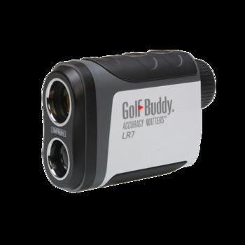 Golf Buddy LR7 Laser Rangefinder - White