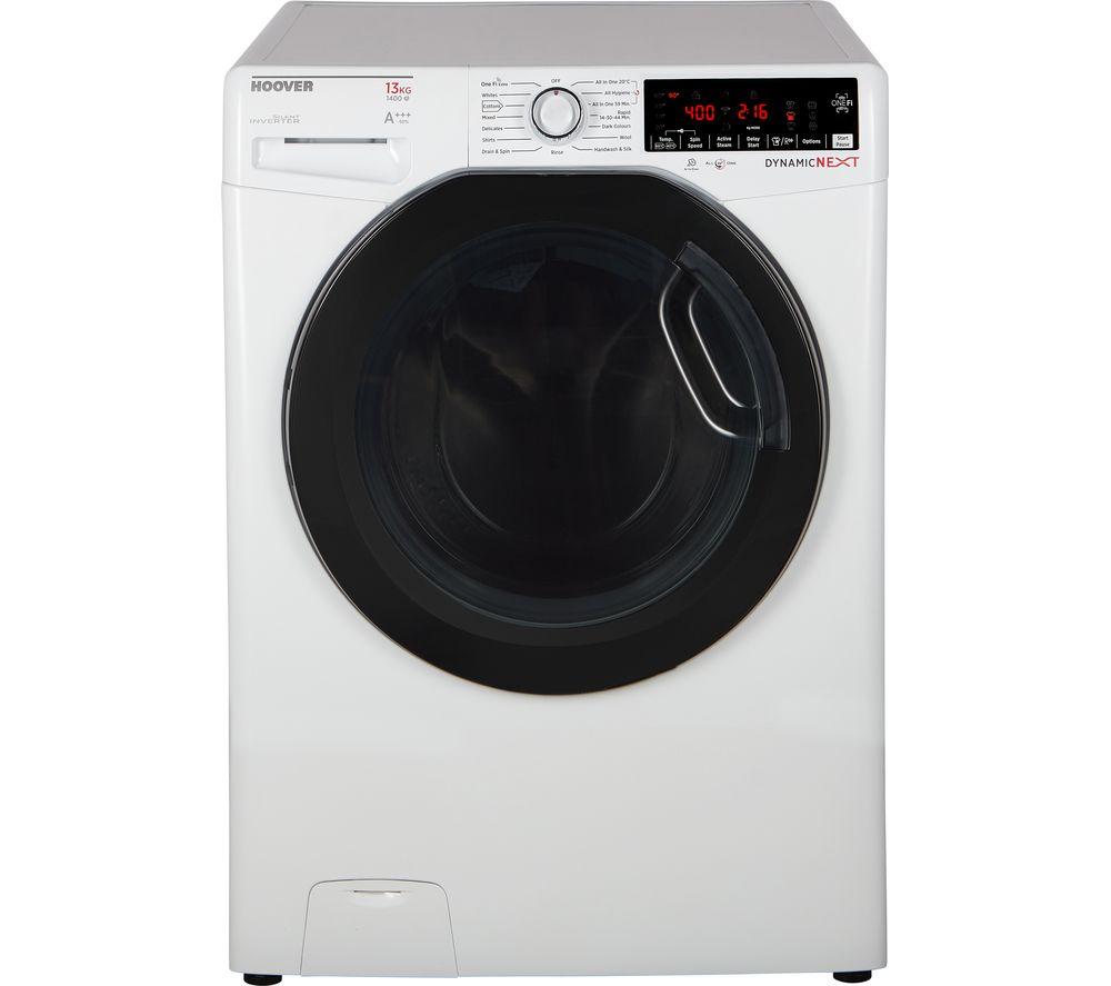 Hoover Dynamic NEXT DWOA413AHFN8 WiFi-enabled 13 kg 1400 Spin Washing Machine
