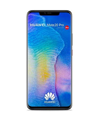 Huawei Mate20 Pro 128GB Single SIM Smartphone (Black, UK Version)
