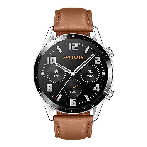 Huawei Watch GT2 - Classic 46 mm - Pebble Brown