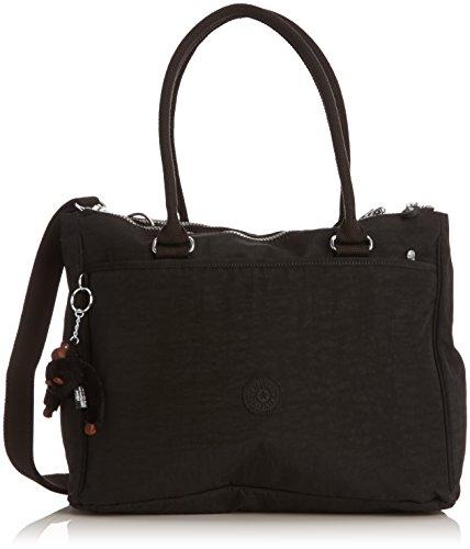 Kipling Halia A4 Shoulder Bag (Black)