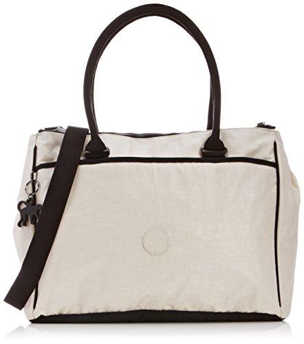 Kipling Halia A4 Shoulder Bag (Pearl Birch)