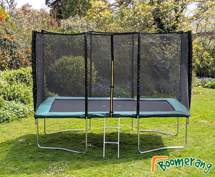 LaunchPad Pro Rectangular 7x10ft LaunchPad Pro trampoline
