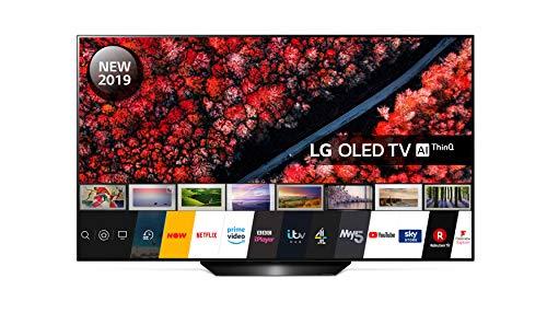 """LG OLED55B9PLA 55"""" UHD 4K HDR Smart OLED TV"""