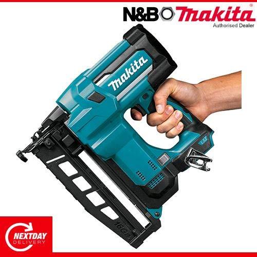 Makita DBN600ZJ Finishing Nailer, Blue